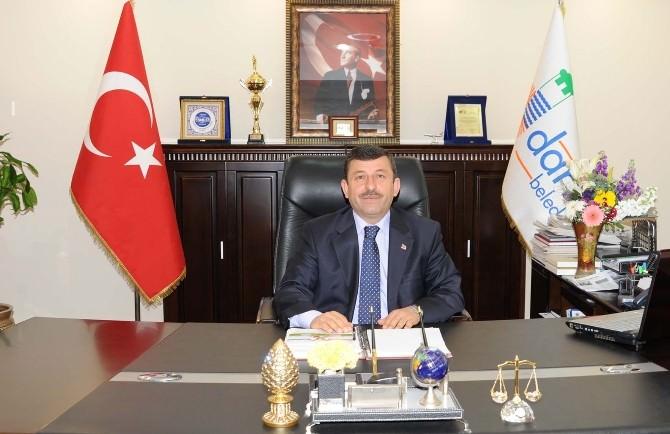 Başkan Karabacak'tan Kandil Kutlama Mesajı