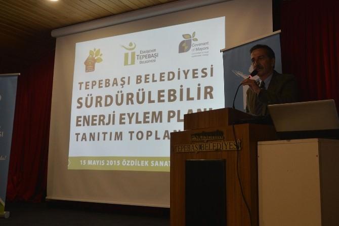 Tepebaşı Sürdürülebilir Enerji Eylem Planı Tanıtıldı