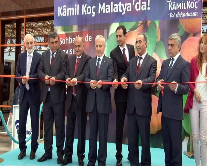 Kamilkoç Malatya'da Şube Açtı