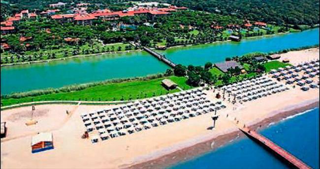 Akdeniz'in en beğenilen oteli
