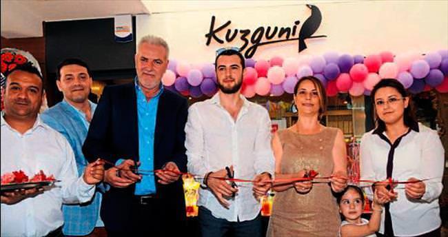 Kuzguni Mobilya, Soyak Meydan AVM'de açıldı