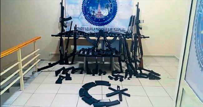Facebook'tan silah ticareti