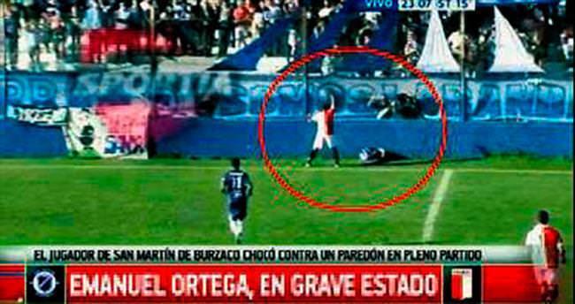 Ortega kurtarılamadı