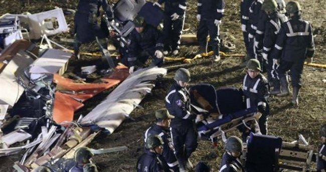 Çin'de feci kaza! 35 kişi hayatını kaybetti