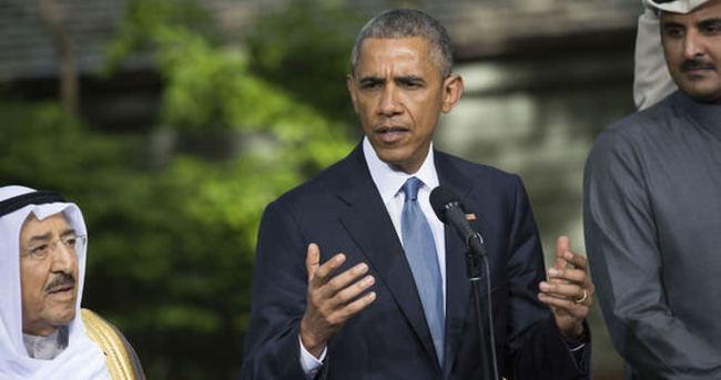 Obama: Klor gazı kimyasal silah sayılmaz