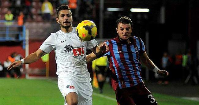 Trabzonspor - Eskişehirspor 42. randevuda
