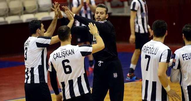Beşiktaş Mogaz finalde