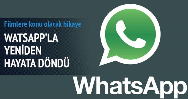 Barça Whatsapp'la hayata döndü!