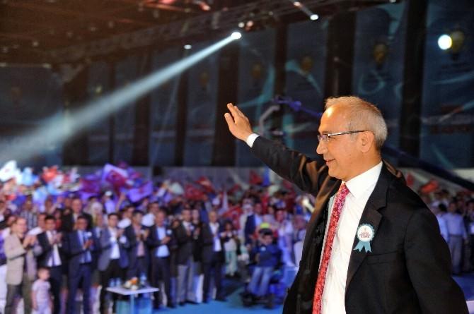 AK Parti'li Elvan Mega Projelerini Açıkladı