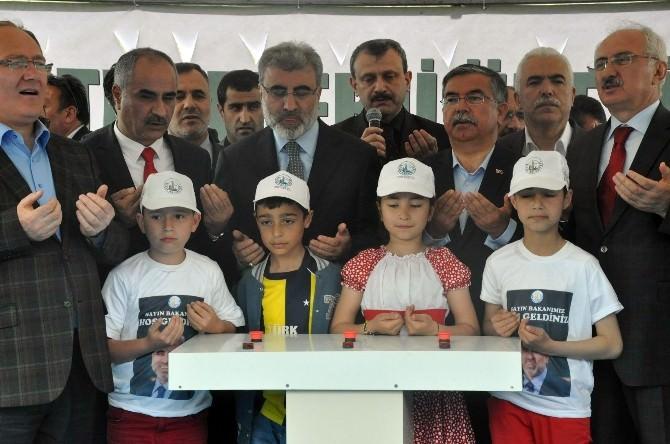 Sivas'ta Çöpten Enerji Üretilecek