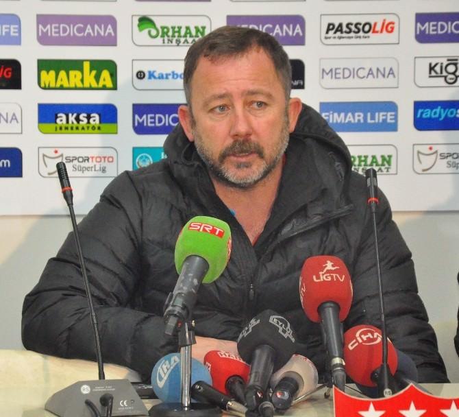 Medicana Sivasspor - Kasımpaşa Maçının Ardından