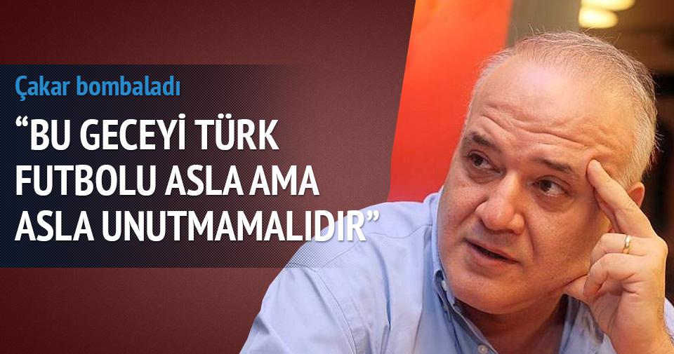 Ahmet Çakar'dan olay yaratan tweet!