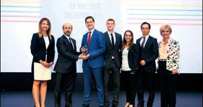 TEB inovasyon ödülleri dağıtıldı