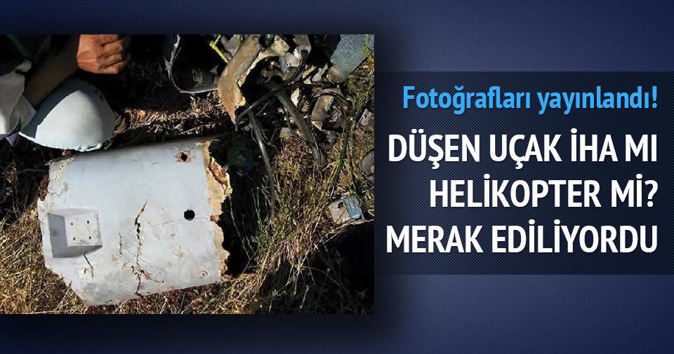 Türkiye'nin vurduğu uçak mıydı İHA mıydı?
