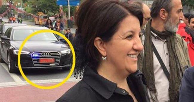 HDP 800 binlik aracıyla Görmez'e karşı!