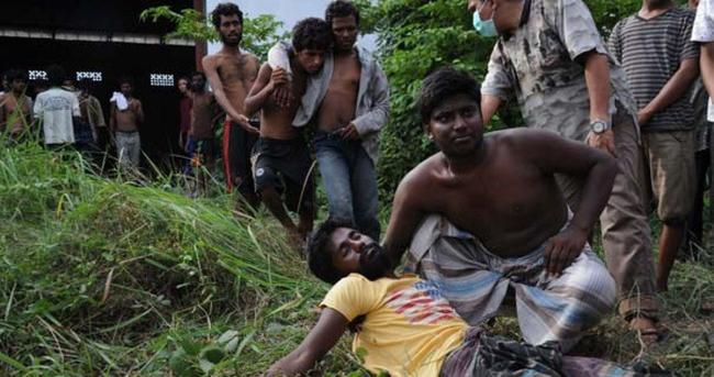 Yemek kavgasında 100 kişi öldü iddiası