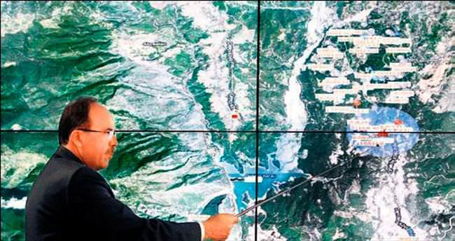 Türkiye'den, 10 yılda 900 milyon hektar orman sahası