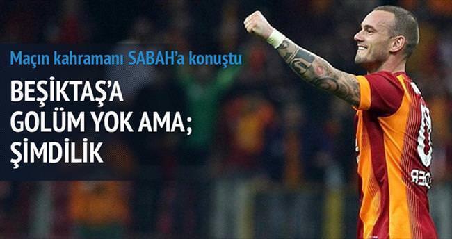 Beşiktaş'a golüm yok ama; Şimdilik