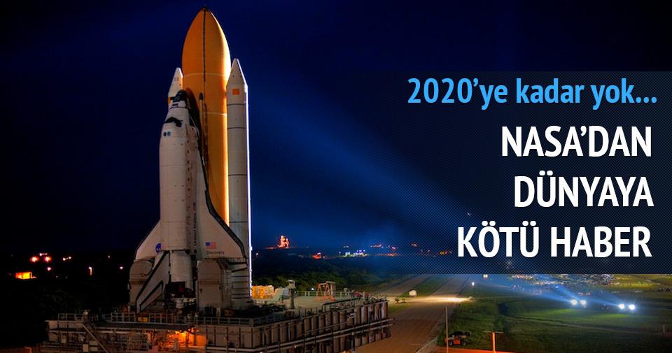 NASA'dan önemli uyarı