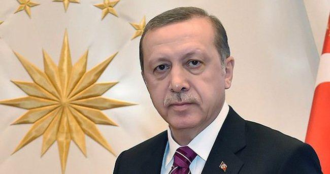 Cumhurbaşkanı Erdoğan'dan Kırım mesajı