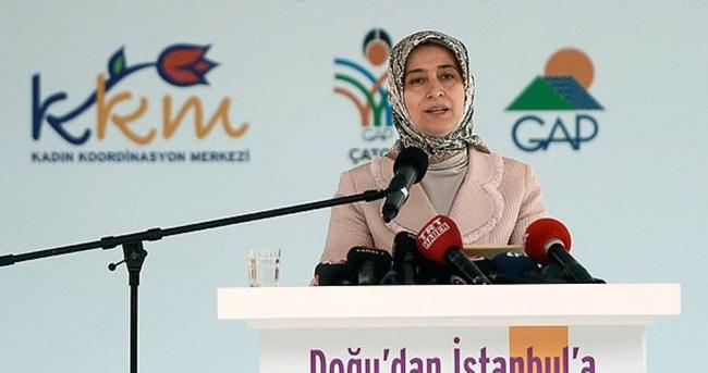 Sare Davutoğlu'ndan önemli açıklamalar