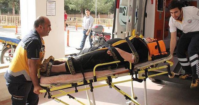Şanlıurfa'da otomobil devrildi:4 yaralı