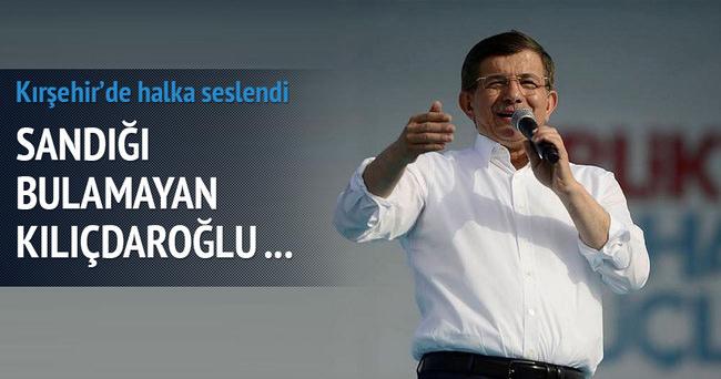 Davutoğlu: Kılıçdaroğlu, 2 saatte nasıl buldun?