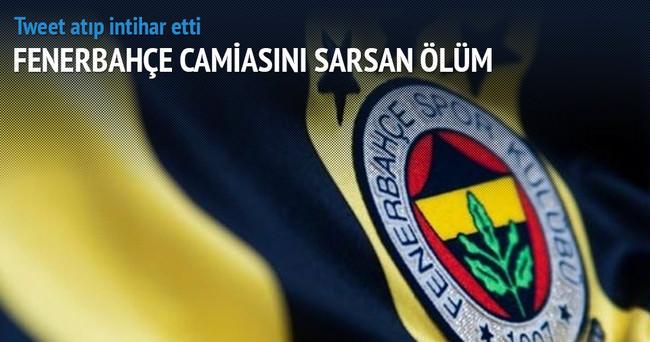Fenerbahçe tribünlerinin sevilen ismi Uğur Çakmak intihar etti