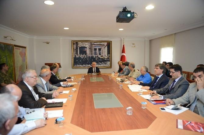 Kırkpınar Komitesi, Edirne Valisi Şahin Başkanlığında Toplandı