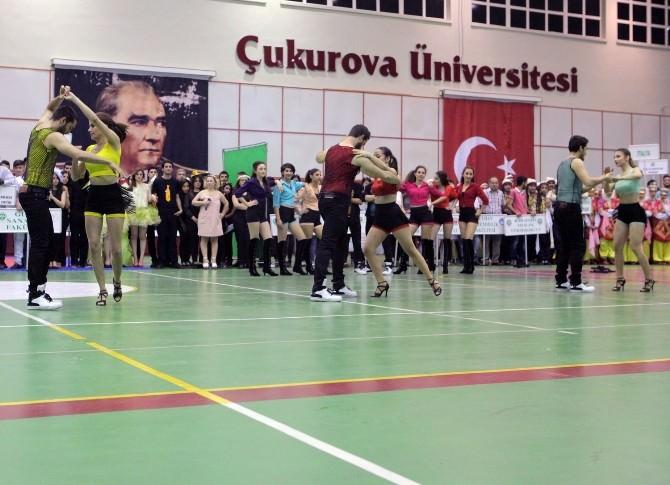 Çukurova Üniversitesi 24. Bahar Şenliği Başladı