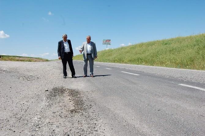 Samsat Belediye Başkanı Yusuf Fırat'ın Yol Tepkisi