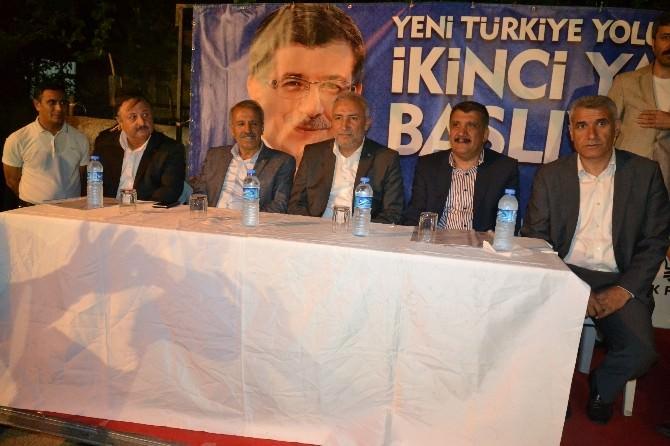 AK Parti Heyeti, Mahalle Toplantılarına Devam Ediyor