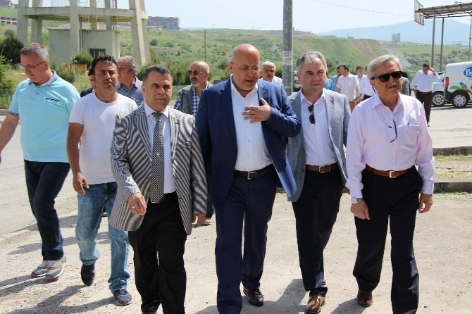 Namal, Safranbolu'da Sanayi Esnafı İle Buluştu