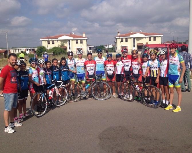 Belediyespor Kulübü Triatlon Takımı, Türkiye Şampiyonası'na Katılacak