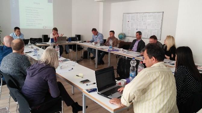 Manavgat Milli Eğitim Müdürlüğü Ekibi, Almanya Çalışma Toplantısını Tamamladı