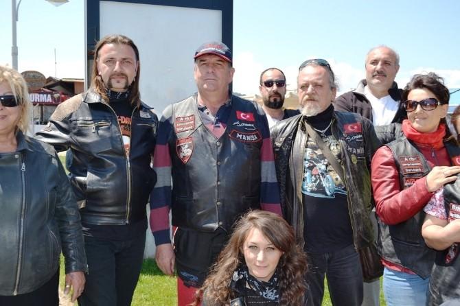 ATAM Motosiklet Kulübü Hız Kesmiyor