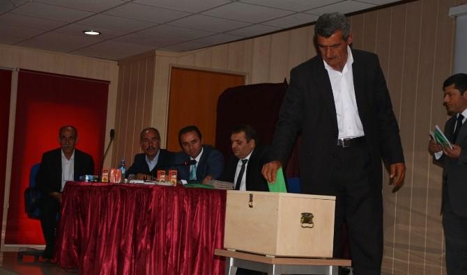 Tatvan'da KHGB İçin Encümen Seçimi Yapıldı
