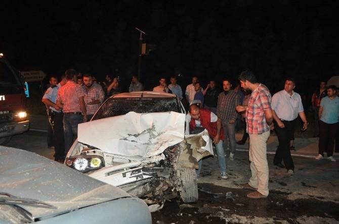 İznik'te Trafik Kazası: 8 Yaralı
