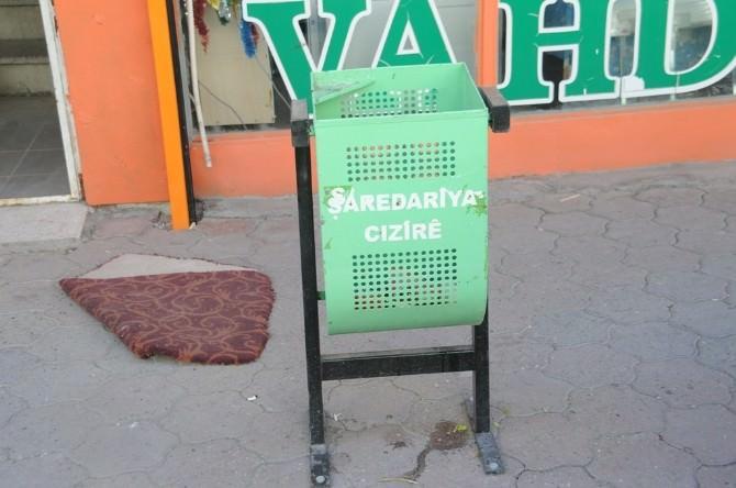 Cizre Belediyesi'nden Temizlik Atağı