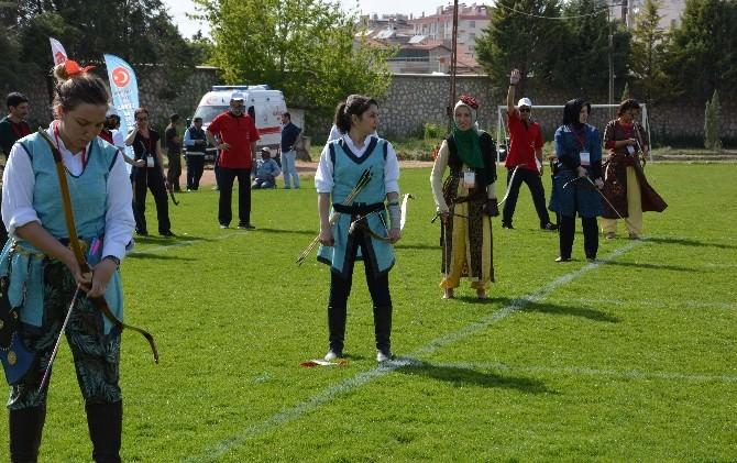 Çumra Belediyesi Okçuluk Takımını Türkiye Şampiyonası İle Kurdu