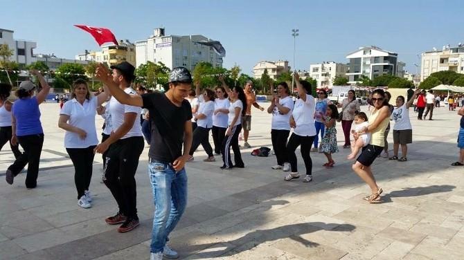 Didim Gençlik Festivali Renkli Görüntülerle Başladı