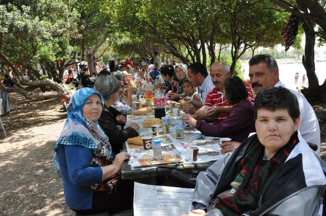Didim'de Engelliler Haftası Geleneksel Piknik Şöleni İle Sona Erdi