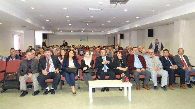 Düzce'de Organik Tarım Toplantısı Yapıldı