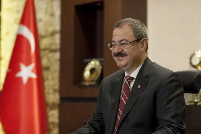 GSO Başkanı Konukoğlu, 19 Mayıs Bayramı'nı Kutladı