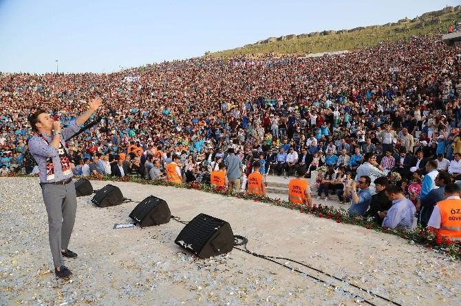 Türkiye'nin En Büyük Parkında Aynı Anda 50 Bin Kişi Yürüdü
