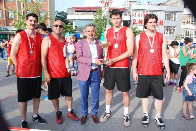 3x3 Sokak Basketbolunda Şampiyonlar Belli Oldu