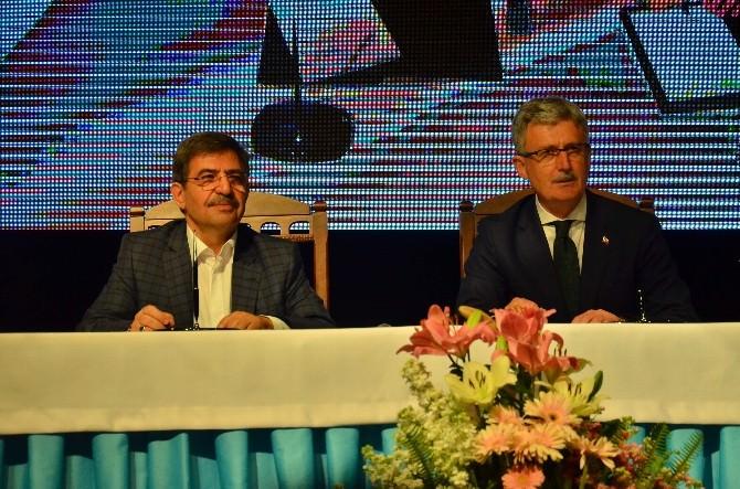 Bakan Güllüce, Gölcük Kentsel Dönüşüm Protokolünü İmzaladı
