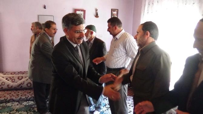 SGK İl Müdürü Polat'tan Taziye Ziyareti
