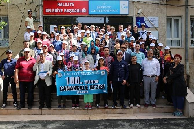Çanakkale Destanı'nın İzinden Öğrenciler Yola Çıktı