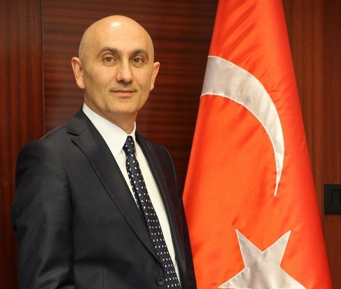 Hku Rektörü Prof. Dr. Tamer Yılmaz'dan 19 Mayıs Mesajı